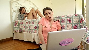 What are you doing in my room you dirty pervert? kimmy granger, kriste..