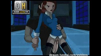 Ben 10 porn - gwen saves kevin with..