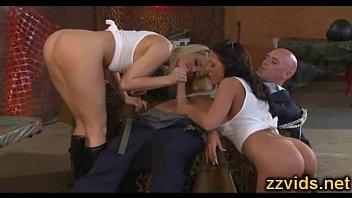 Alexis texas and rachel starr amazing threesome...
