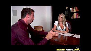 Courtney Cummz gets her busty self pummeled by ... | Video Make Love