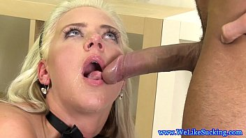 Bj loving euro amateur handles dick