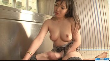 Cute haruka oosawa in lingerie sucking dick