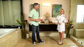 Cheating with my husbands brother! rachel roxxx fantasy massage