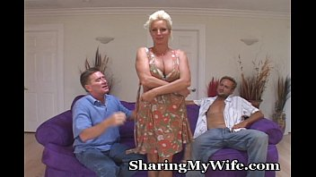 Sharing wifey with new guy