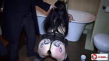 bella-swallows-sperm-anal-fisting-in-the-bathroom-hd-porn-video