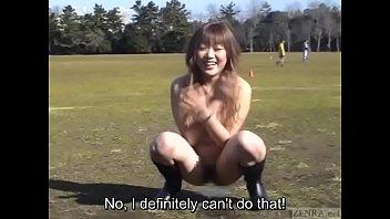 グラウンドでサッカー練習してたら突然、巨乳淫乱痴女が乱入してきたんだがw|巨乳屋巨乳エロ動画まとめ