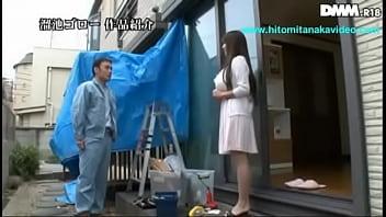 Hitomi(田中瞳) 寝取り・寝取られ 不倫 巨乳  爆乳すぎるHitomiは服の上からでもその大きさが分かる胸を披露し不倫セックス XVIDEOから削除される前に見てね!!