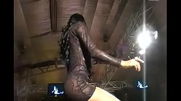Vanessa jaramillo chicas car audio show 2009 bogota
