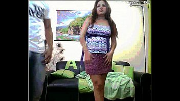 Peru - pareja de charapas se exibieron x webcam