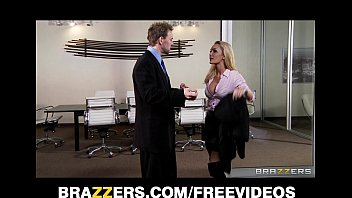 Slutty wet milf devon seduces her boss for a quick fuck at work