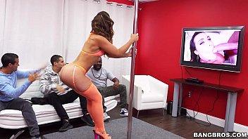 Latina kelsi monroe and her big ass please a lucky bangbros fan ap1589..