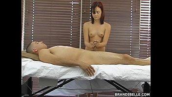 Cock massage brandi belle