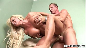 Holly halston gets her cooch busted hardcore.