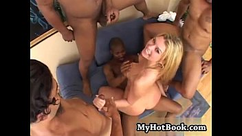 Tiffany rayne finds herself in the middle of a gan