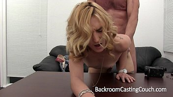 Anal Loving Teacher on Casting Couch | Video Make Love