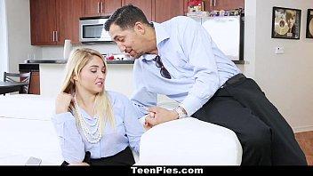 Teenpies horny girlfriend wants creampie