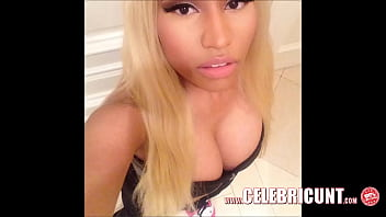Nicki minaj cum on tits
