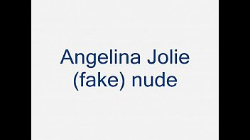 Angelina jolie (fake) nude