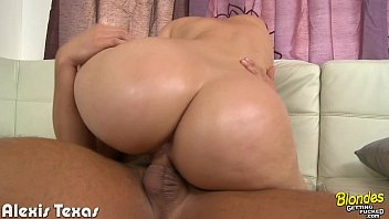 Blonde alexis texas suck and fuck a big dick