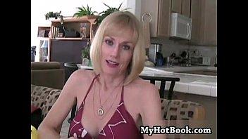 Beautiful housewife Melanie is a well preser...
