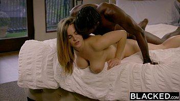 BLACKED Naughty Girlfriend Natasha Nice Enjoys BBC | Video Make Love