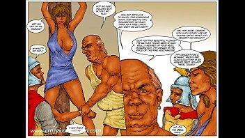 2d comic: golden rome. episodes 12