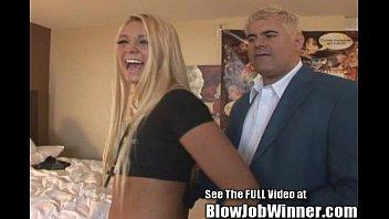 Jessie andrews blowing travis