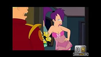 Futurama hentai leela naked free effort