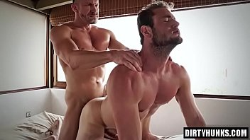 Muscle gay anal sex with cumshot 30 min