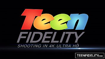 TEENFIDELITY Real Life Creampie and Facial for ... | Video Make Love