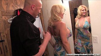 Horny Couple Has Threesome With Teen Babysitter! | Video Make Love