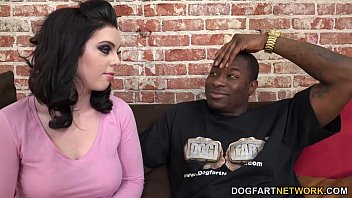Mary jane mayhem wants to fuck a black guy