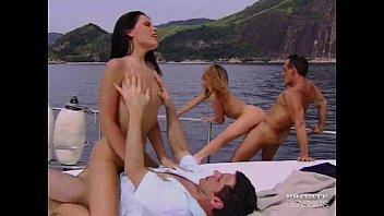 Privateclassics.com dp orgy in a millionaires ship