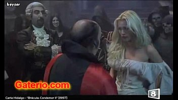 Carla hidalgo desnuda sin ropa en bracula