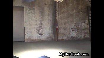 Vanessa lane is seen in an abandon building takin