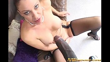 Milf slut anal sex interracial porn big black cock