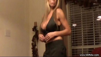 MILF Loves To Play Around