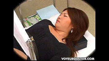 【レイプ】産婦人科で男性医師にレイプされる巨乳人妻