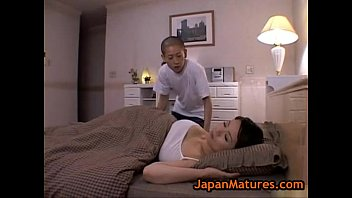 Miki sato and young boy sleeping part 2 of 9