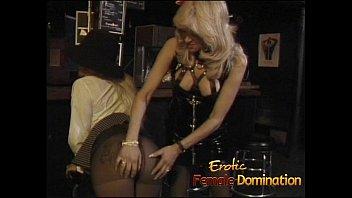 Three slutty bitches enjoy some hard spanking i...