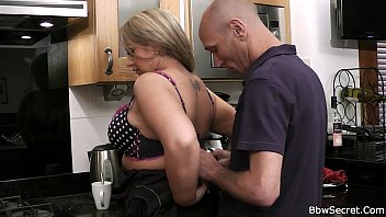 Cheating sex xxx on the kitchen