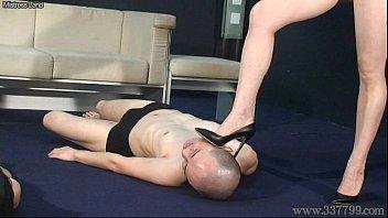 Japanese mistress strapon facesitting