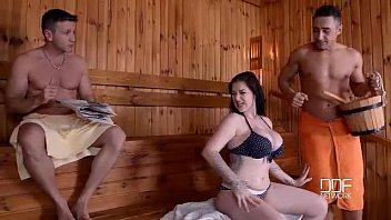 Busty Buffy Threesome Porn Videos amp Sex Movies  Redtubecom