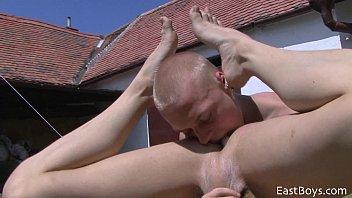 Poeno Gay Village boys - outdoor sex action