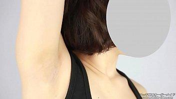 Erotic female armpits