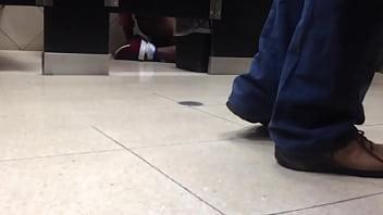 Culiadera en el baño de la terminal panamá