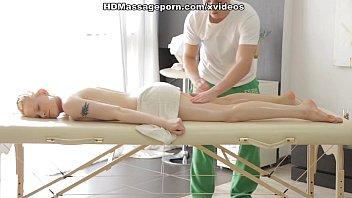 Hot massage fuck makes cute tori crave for more