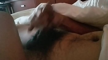 Morning jack off after blow job with straight navajo friend