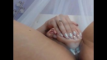Beautiful Stepsister Squirting On Webcam - H...