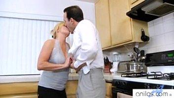 Cum on Ginger Lynns tasty ass www.beeg18.com...